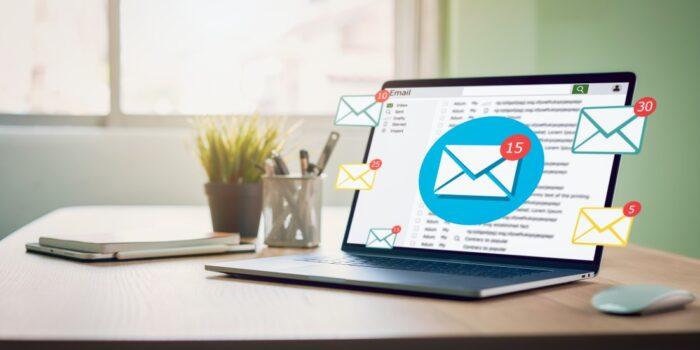 Sales campaigns via Email